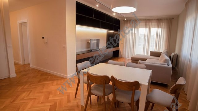 Modern two bedroom apartment for rent near TEG in Tirana, Albania