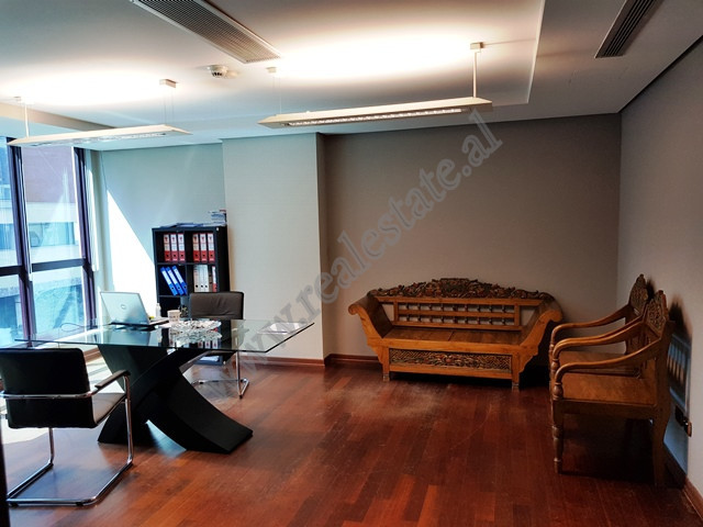 Office space for rent close to Center of Tirana. The office is situated on the third floor of a new