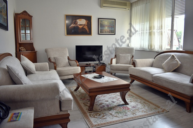 Two bedroom apartment for rent near Elbasani Street in Faik Konica street in Tirana.