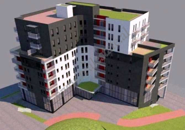Apartments for sale in Pasho Hysa street in Tirana, Albania. The apartments are situated on a build