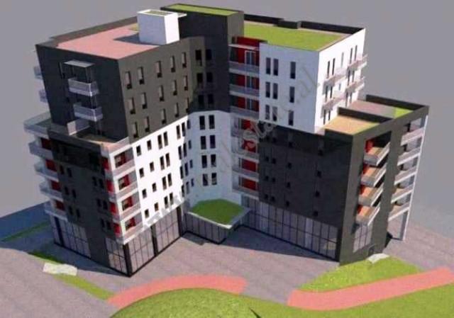 Apartamente per shitje ne rrugen Pasho Hysa ne Tirane. Apartamentet ndodhen ne nje pallat ne