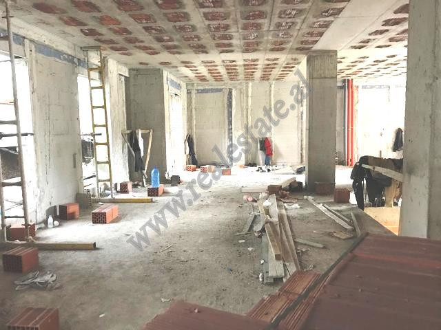 Office space for rent near Barrikadave street in Tirana, Albania.