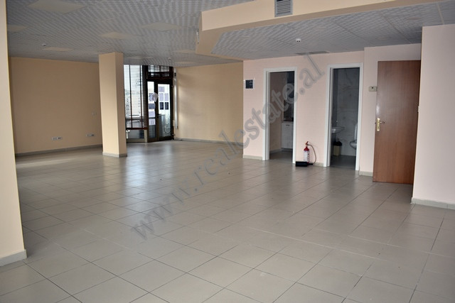 Office space for rent near Wilson square in Tirana, Albania.