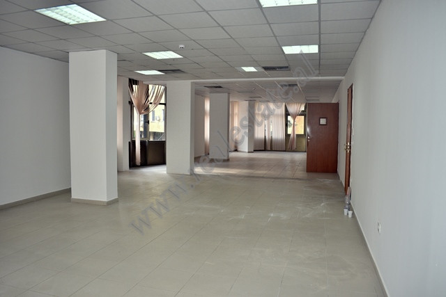 Office space for rent in Andon Zako Cajupi street in Tirana, Albania.