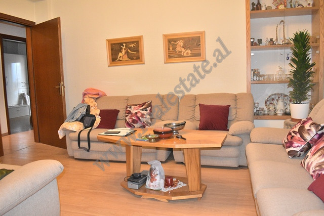 Two-bedroom apartment for rent in Xhorxhi Martini Street.