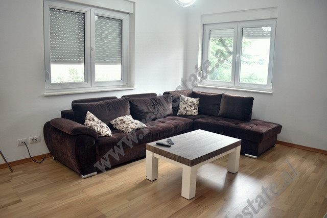 Three bedroom apartment for rent in Sauku area in Tirana. The apartment is situated on the second f