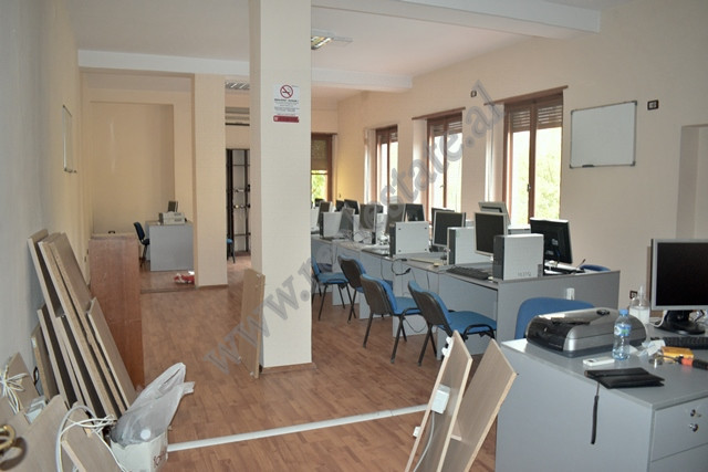 Office space for rent in Vaso Pasho street in Tirana.