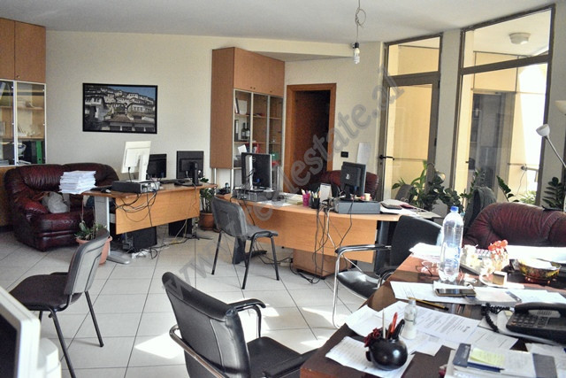 Office space for rent in Bardhok Biba street in Tirana, Albania.