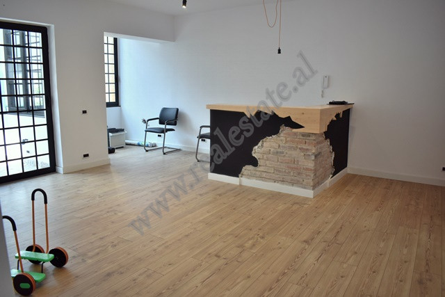 Office space for rent close to Zogu I Zi area in Tirana. It is situated on the second floor on an e