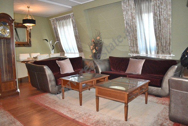 Apartment for rent in Janos Hunyadi Street, behind the Faculty of Justice  in Tirana.