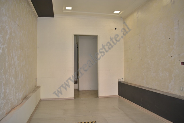 Store  for rent in Durresi Street, on the first floor by the main road.