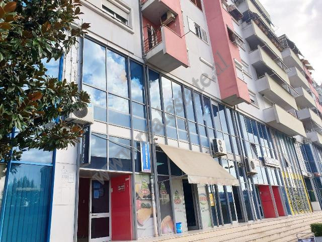 Commercial space for sale in Dritan Hoxha Street, by the road.