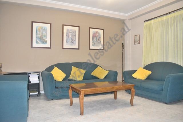Apartment for rent in Bllok Area near Libri Universitar in Tirana.  The house is located o