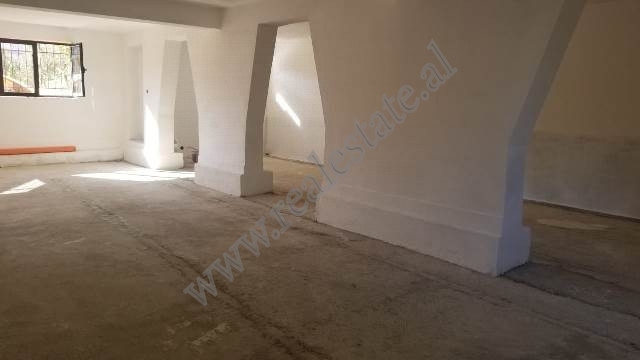 Wharehouse for rent in Selim Brahja street in Tirana.