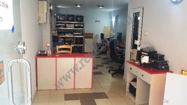 Store space for rent close to Center of Tirana.