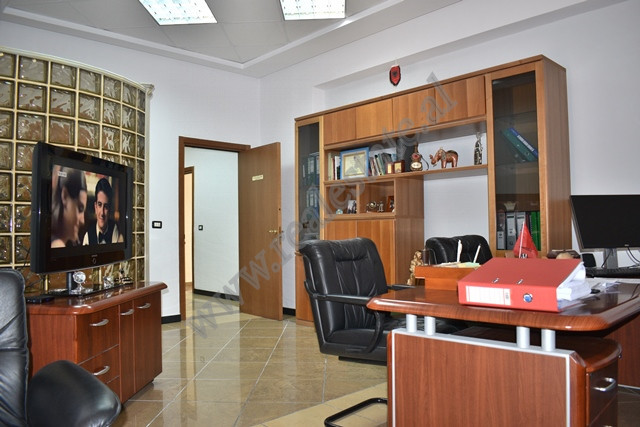 Commercial space for sale in Ismail Qemali Street, near RTSh in Tirana.