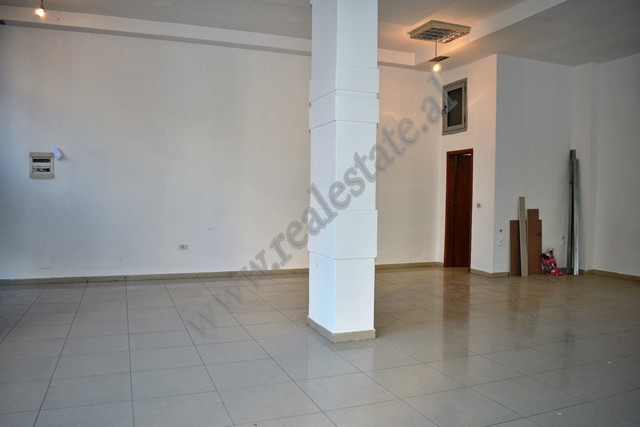 Commercial space for rent in Arkitekt Kasemi street in Brryli area in Tirana