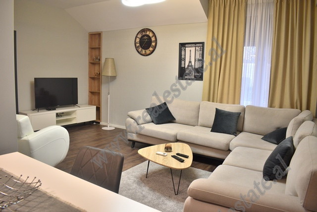 Modern apartment for rent in Besa street in Tirana.