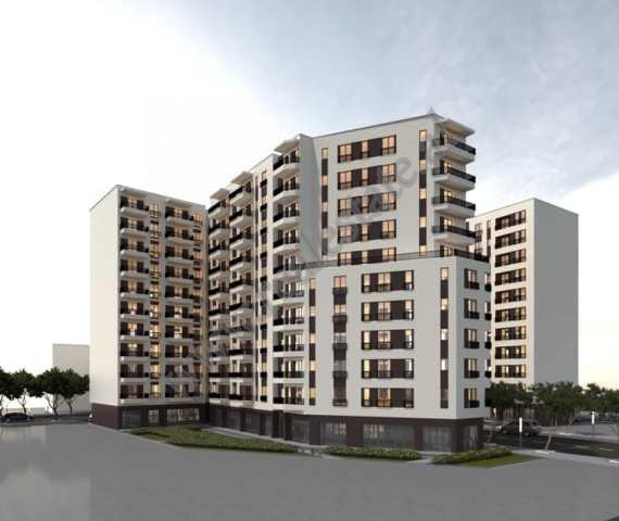 Apartments for sale in 5 Maji street in Tirana.