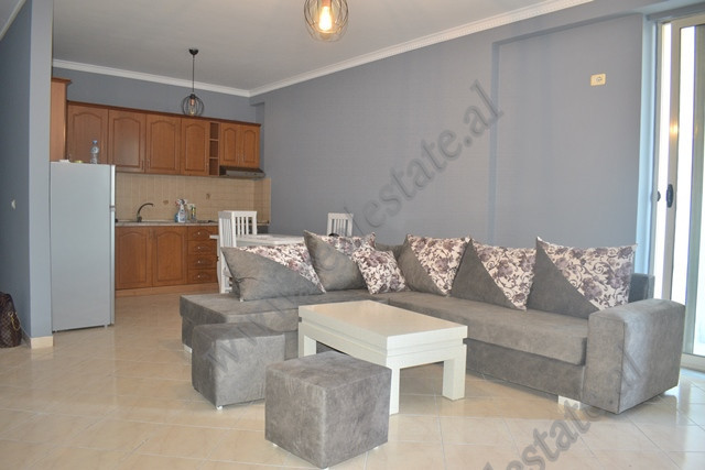 Apartment for rent in Vace Zela Street, near Delijorgji complex in Tirana.