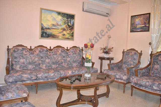 Apartment for rent in Shyqyri Brari Street at the Zoo in Tirana.