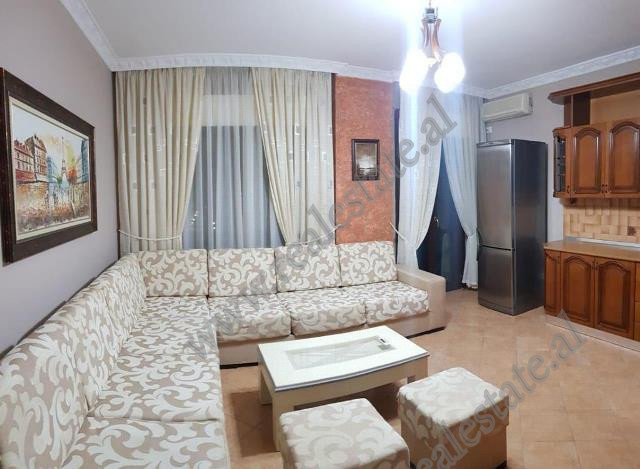 Two bedroom apartment for rent close to Medar Shtylla street in Tirana. The apartment is situated