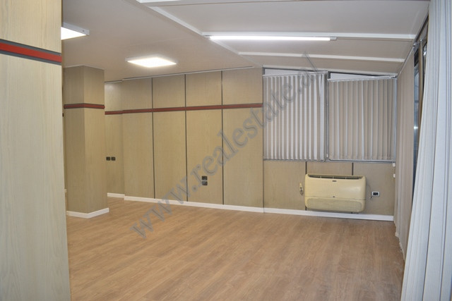 Office space for rent near Ibrahim Rugova street in Tirana, Albania.