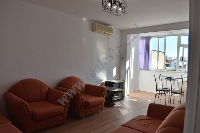 Two bedroom apartment for rent in Foto Janku Street in Tirana 
