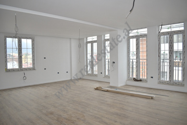Office space for rent in Abdyl Pajo street in Tirana, Albania.