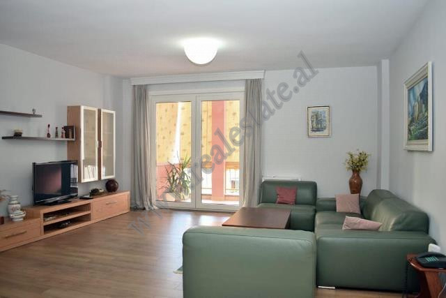 Three bedroom apartment for rent in Marko Bocari street in Tirana, Albania.