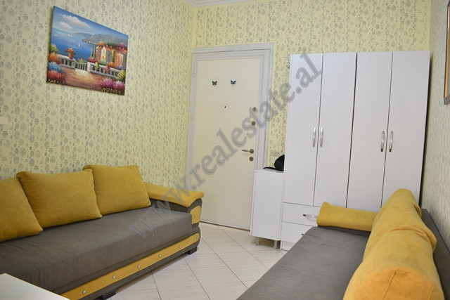 Studio for rent in Mihal Shuflaj street in Tirana.