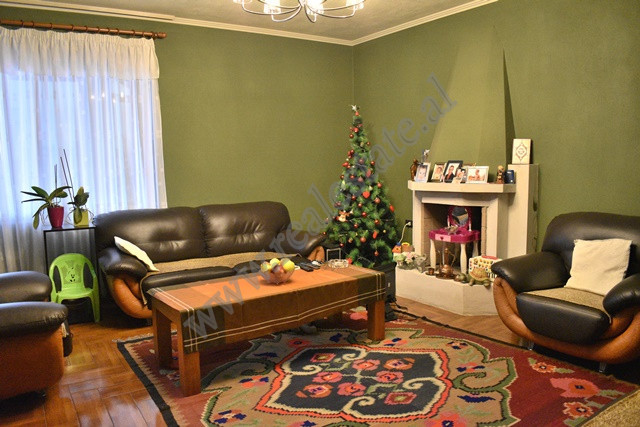 Two bedroom apartment for sale in Halit Betja street in Tirana. The apartment is situated on the fo