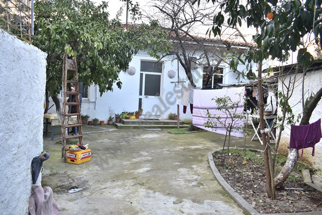 One storey house for sale in Isa Boletini street in Tirana.