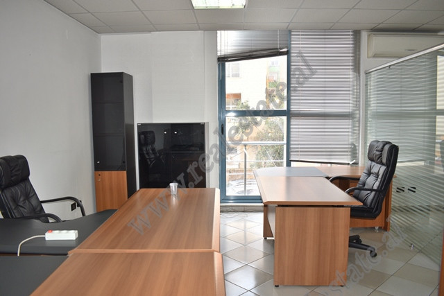 Office space for rent in Vaso Pasha street in Tirana, Albania.