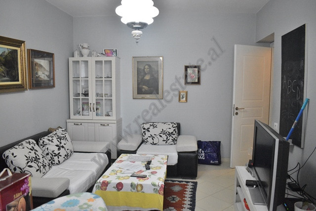 One bedroom apartment for sale in Todi Shkurti street in Tirana.