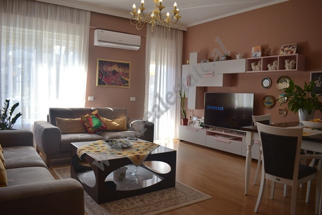 Two bedroom apartment for rent in Hamdi Sina Street in Tirana