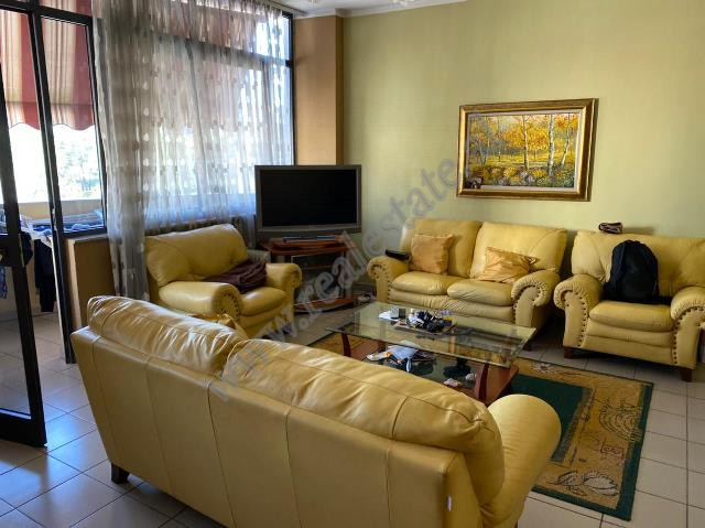 Three bedroom apartment for rent in Ismail Qemali street in Tirana, Albania.