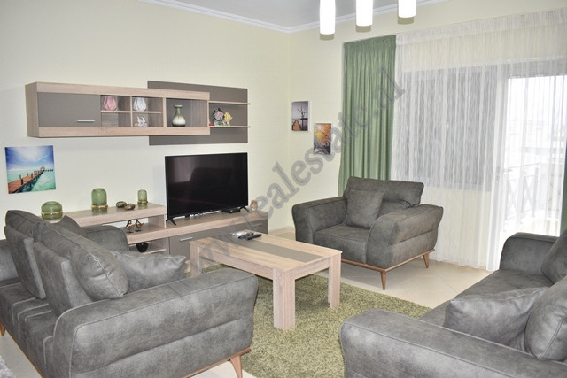 Two bedroom apartment for rent in Haxhi Brari street in Tirana, Albania.