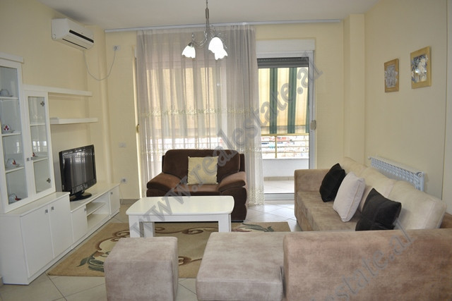 Three bedroom apartment for rent near Sami Frasheri street in Tirana, Albania.