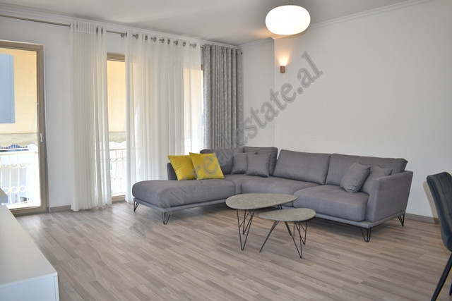 Modern three bedroom apartment for rent near the German Embassy in Tirana, Albania.