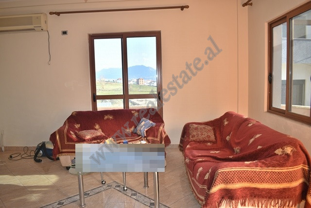 Two bedroom apartment for rent in Sauk area in Tirana, Albania.
