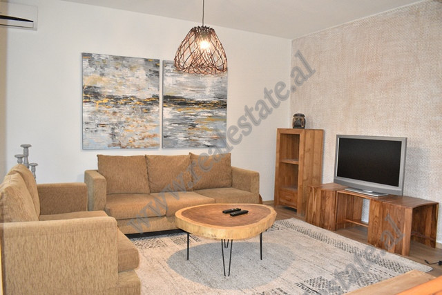 Apartment for rent at the beginning of Sami Frasheri Street in Tirana.