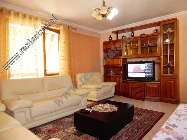 Three bedroom apartment for sale in Skender Luarasi street in Tirana, Albania.