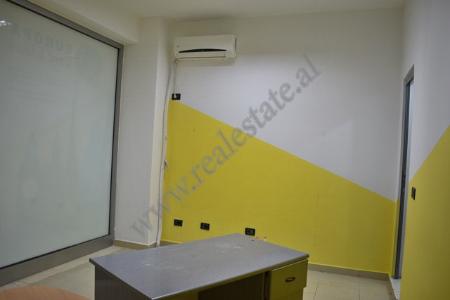 Office space for rent in Bardhok Biba Street in Tirana. It is situated on the ground floor of a new