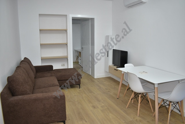 One bedroom apartment for rent near Durresi street in Tirana, Albania.
