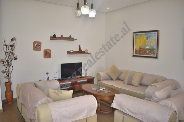 One bedroom apartment for rent in Androkli Kostallari street in Tirana, Albania.