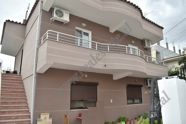 Villa for sale near Shefqet Ndroqi Street in Tirana.