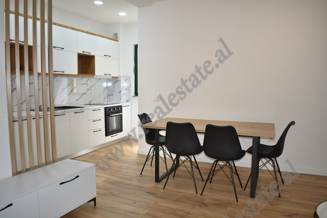 One bedroom apartment for sale in Bill Clinton Street in Tirana, Albania.