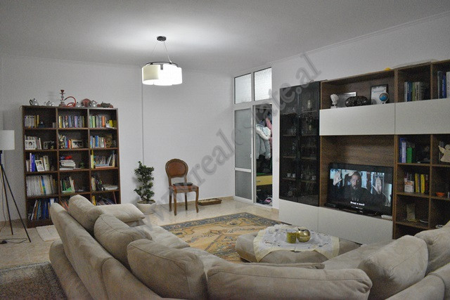 Two bedroom apartment for sale in Muzaket Street in Tirana. The apartment is located on the second