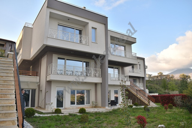 Modern villa for rent in Sauku area in Tirana, Albania.